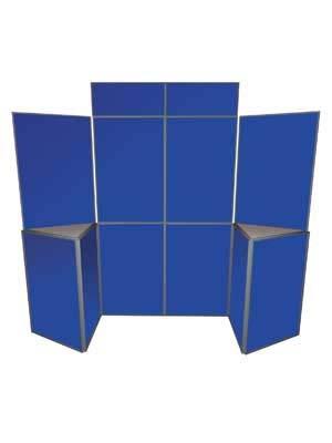 portable modular exhibition stands